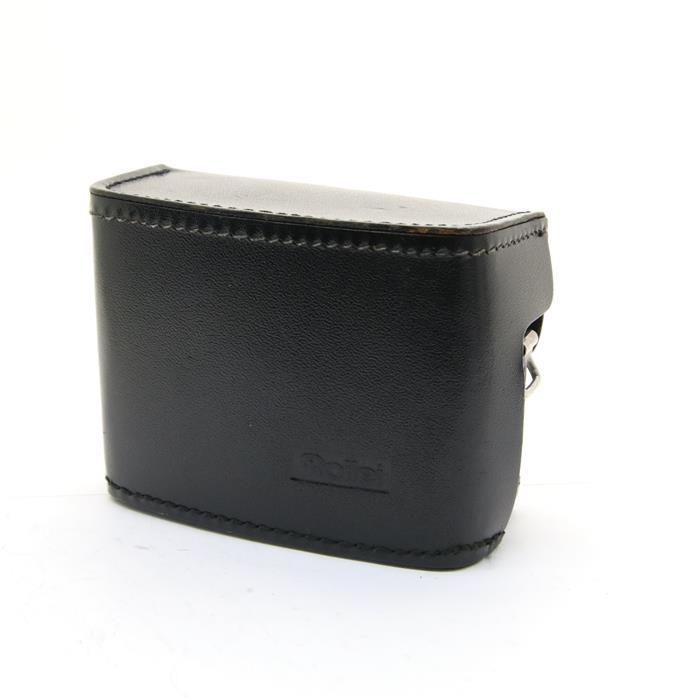 【あす楽】 【中古】 《並品》 Rollei ローライ35用 レザーハードケース