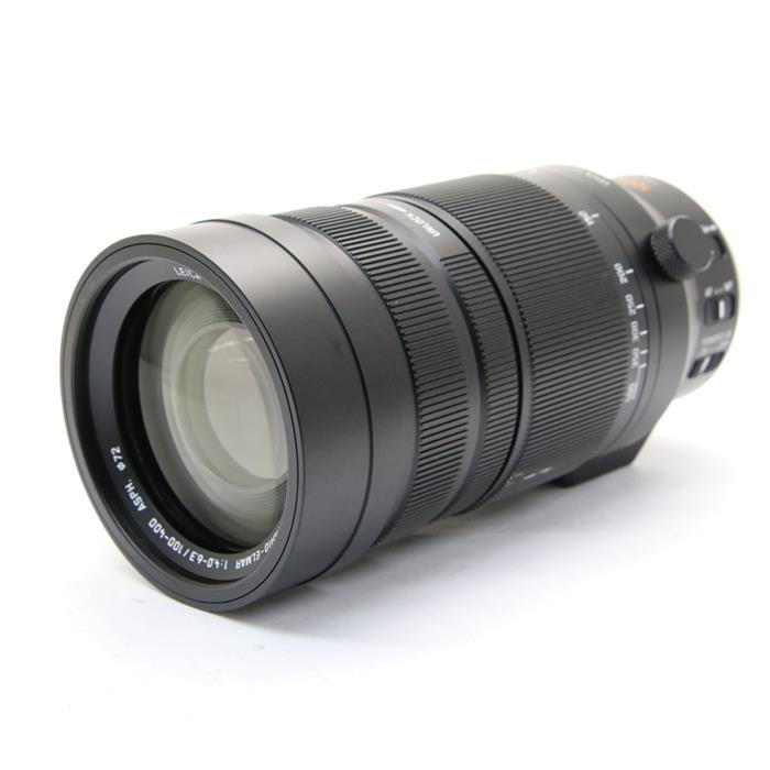 【あす楽】 【中古】 《並品》 Panasonic LEICA DG VARIO-ELMAR 100-400mm F4.0-6.3 ASPH. (マイクロフォーサーズ) [ Lens   交換レンズ ]