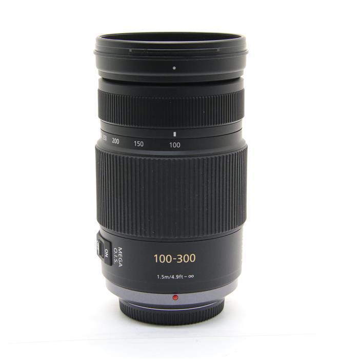 【あす楽】 【中古】 《美品》 Panasonic LUMIX G VARIO 100-300mm F4.0-5.6 MEGA O.I.S. (マイクロフォーサーズ) [ Lens | 交換レンズ ]