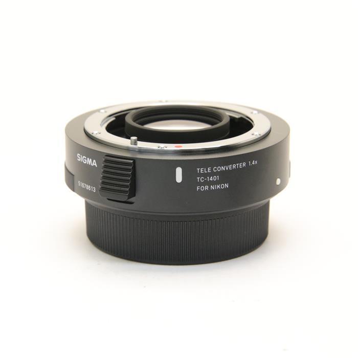 【あす楽】 【中古】 《美品》 SIGMA テレコンバーター TC-1401 (ニコン用) [ Lens | 交換レンズ ]