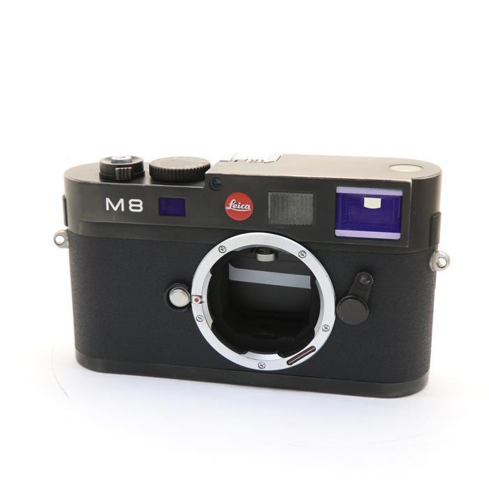 【あす楽】 【中古】 《並品》 Leica M8ボディ ブラック [ デジタルカメラ ]
