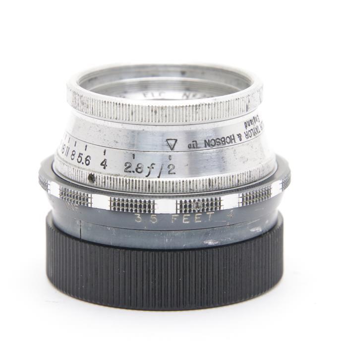 【あす楽】 【中古】 《並品》 テーラーホブソン クック アモタール 50mm F2(M42マウント) [ Lens | 交換レンズ ]