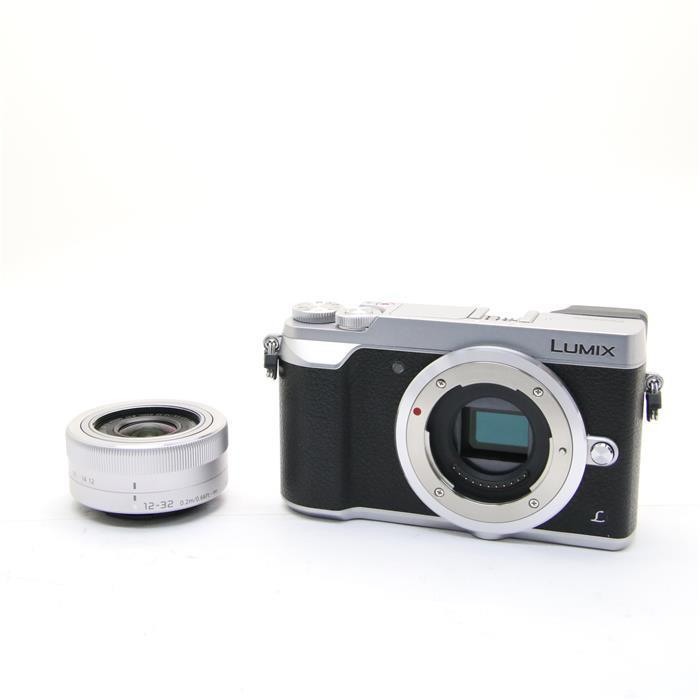 【あす楽】 【中古】 《良品》 Panasonic LUMIX DMC-GX7MK2K 標準ズームレンズキット シルバー [ デジタルカメラ ]