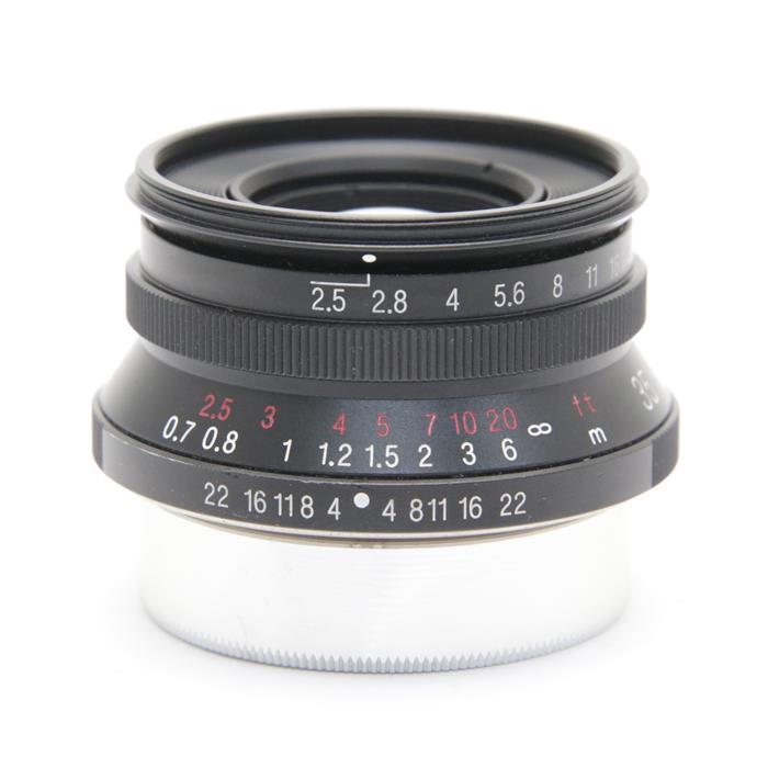 【あす楽】 【中古】 《良品》 Voigtlander COLOR SKOPAR 35mm F2.5 Cタイプ ブラック [ Lens | 交換レンズ ]