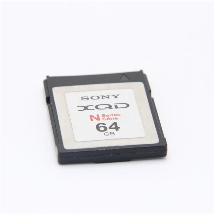 【あす楽】 【中古】 《良品》 SONY XQDメモリーカード Nシリーズ 64GB QD-N64