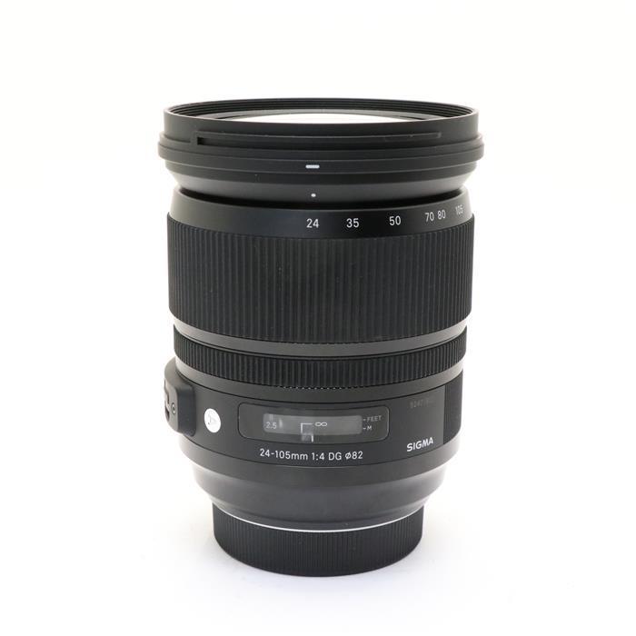 【あす楽】 【中古】 《美品》 SIGMA A 24-105mm F4 DG HSM(ソニー用) [ Lens | 交換レンズ ]
