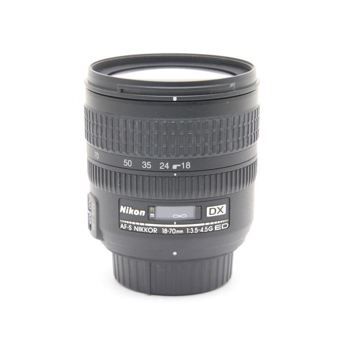 【あす楽】 【中古】 《良品》 Nikon AF-S DX 18-70mm F3.5-4.5G(IF) [ Lens   交換レンズ ]