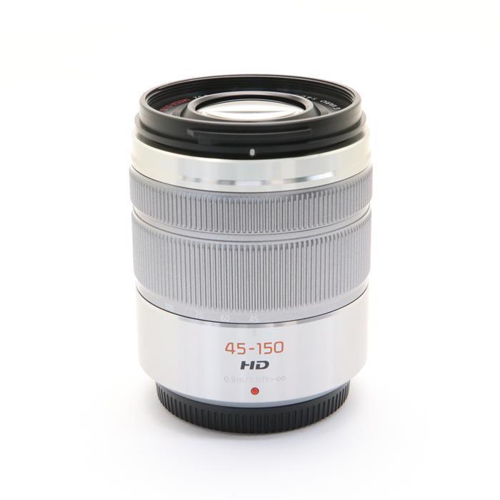 【あす楽】 【中古】 《良品》 Panasonic G 45-150mm F4.0-5.6 ASPH. MEGA O.I.S. シルバー (マイクロフォーサーズ) [ Lens | 交換レンズ ]