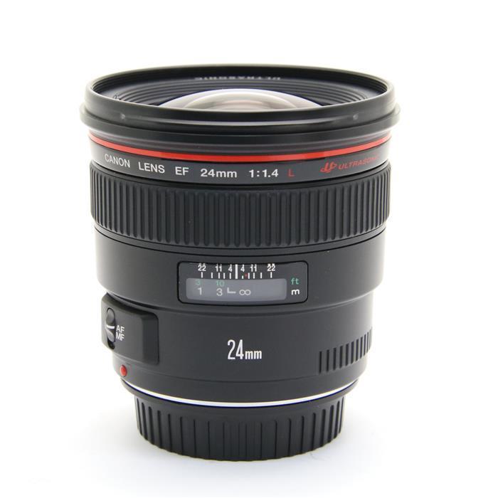 【あす楽】 【中古】 《難有品》 Canon EF24mm F1.4L USM [ Lens | 交換レンズ ]