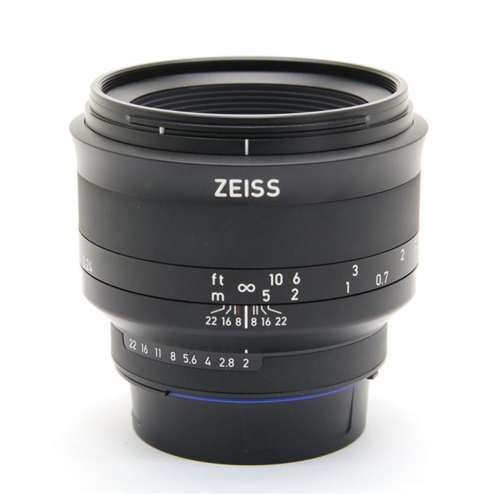 【あす楽】 【中古】 《美品》 Carl Zeiss Milvus 50mm F2 M ZF.2(ニコンF用) [ Lens | 交換レンズ ]