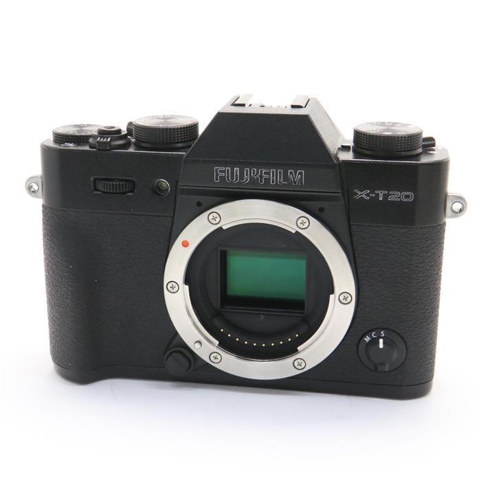 【あす楽】 【中古】 《難有品》 FUJIFILM X-T20 ボディ ブラック [ デジタルカメラ ]