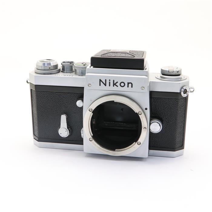 【あす楽】 【中古】 《難有品》 Nikon F (ウエストレベル) シルバー