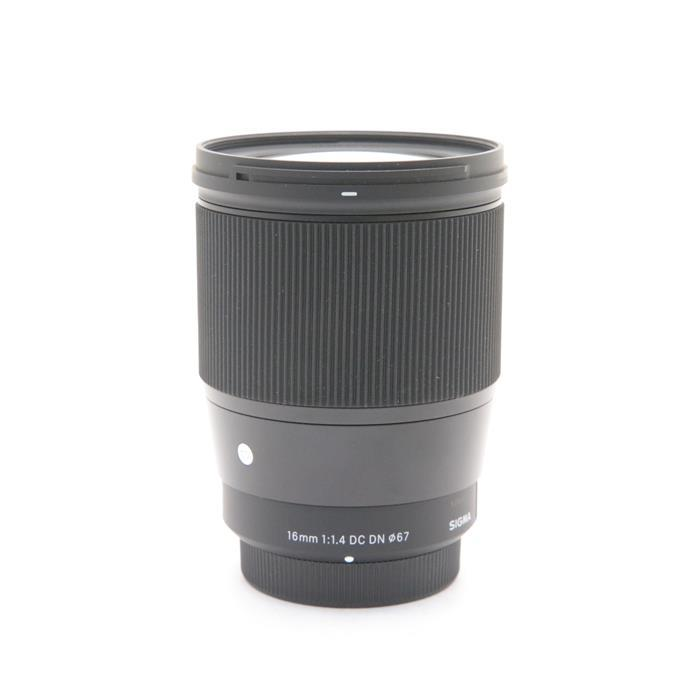 【あす楽】 【中古】 《美品》 SIGMA C 16mm F1.4 DC DN(マイクロフォーサーズ用) [ Lens | 交換レンズ ]