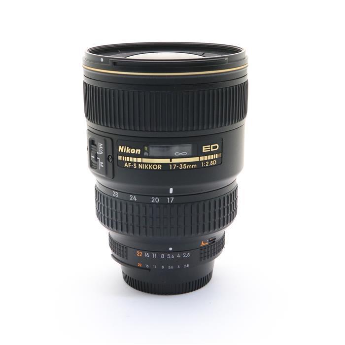 【あす楽】 【中古】 《美品》 Nikon Ai AF-S Zoom-Nikkor 17-35mm F2.8D IF-ED [ Lens   交換レンズ ]