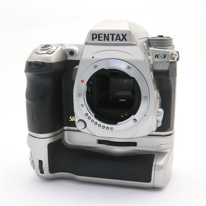 【あす楽】 【中古】 《並品》 PENTAX K-3 PREMIUM SILVER EDITION [ デジタルカメラ ]