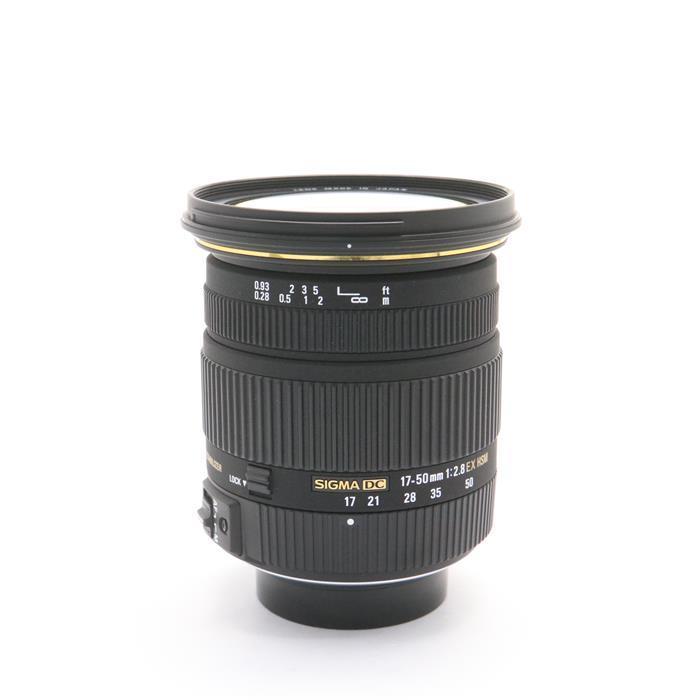 【あす楽】 【中古】 《良品》 SIGMA 17-50mm F2.8 EX DC OS HSM (ペンタックス用) [ Lens | 交換レンズ ]