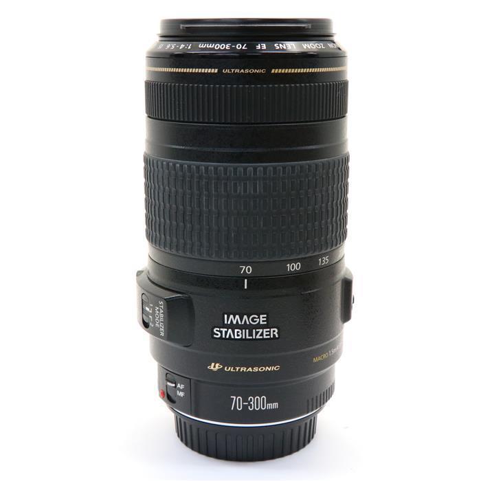 【あす楽】 【中古】 《並品》 Canon EF70-300mm F4-5.6 IS USM [ Lens | 交換レンズ ]