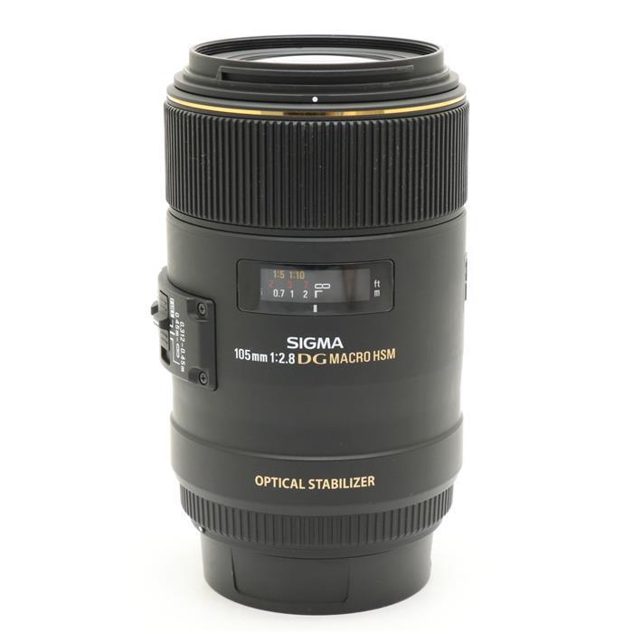 【あす楽】 【中古】 《並品》 SIGMA MACRO 105mm F2.8 EX DG OS HSM(キヤノン用) [ Lens | 交換レンズ ]