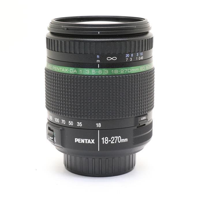 【あす楽】 【中古】 《良品》 PENTAX DA18-270mm F3.5-6.3 ED SDM [ Lens | 交換レンズ ]