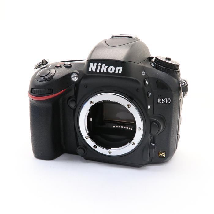 【代引き手数料無料!】 【あす楽】 【中古】 《良品》 Nikon D610 ボディ [ デジタルカメラ ]