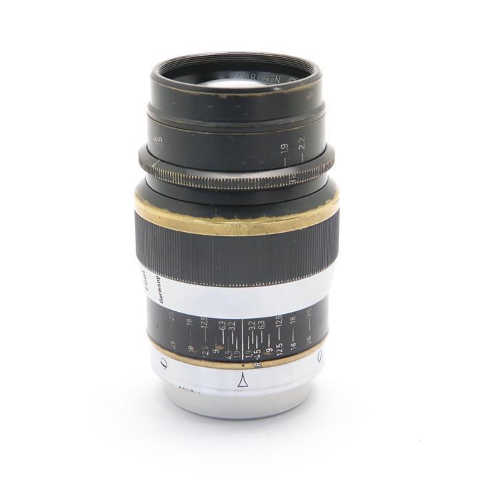 【あす楽】【中古】 F1.9 《難有品》 Leica ヘクトール L73mm【あす楽】 F1.9 | ブラックxシルバー [ Lens | 交換レンズ ], Brand Selection STAGE:720bff45 --- officewill.xsrv.jp