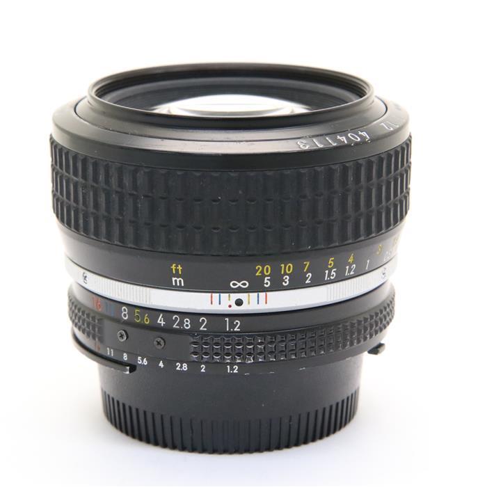 【あす楽】 【中古】 《難有品》 Nikon Ai Nikkor 50mm F1.2S [ Lens | 交換レンズ ]