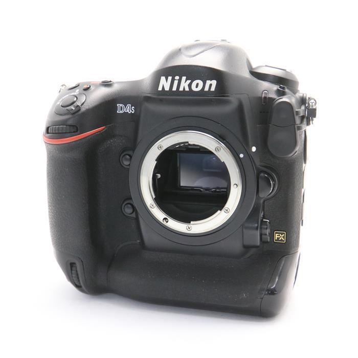 【あす楽】 【中古】 《難有品》 Nikon D4S ボディ [ デジタルカメラ ]