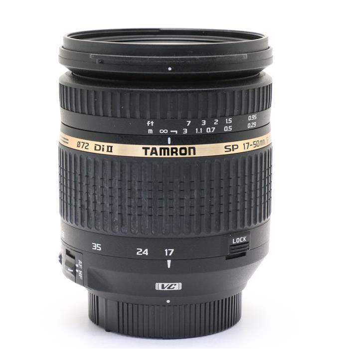 【あす楽】 【中古】 《並品》 TAMRON SP 17-50mm F2.8 XR DiII VC /Model B005NII (ニコン用) [ Lens | 交換レンズ ]