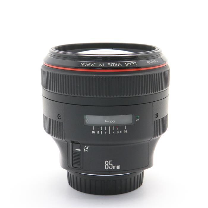 【あす楽】 【中古】 《美品》 Canon EF85mm F1.2L USM [ Lens | 交換レンズ ]