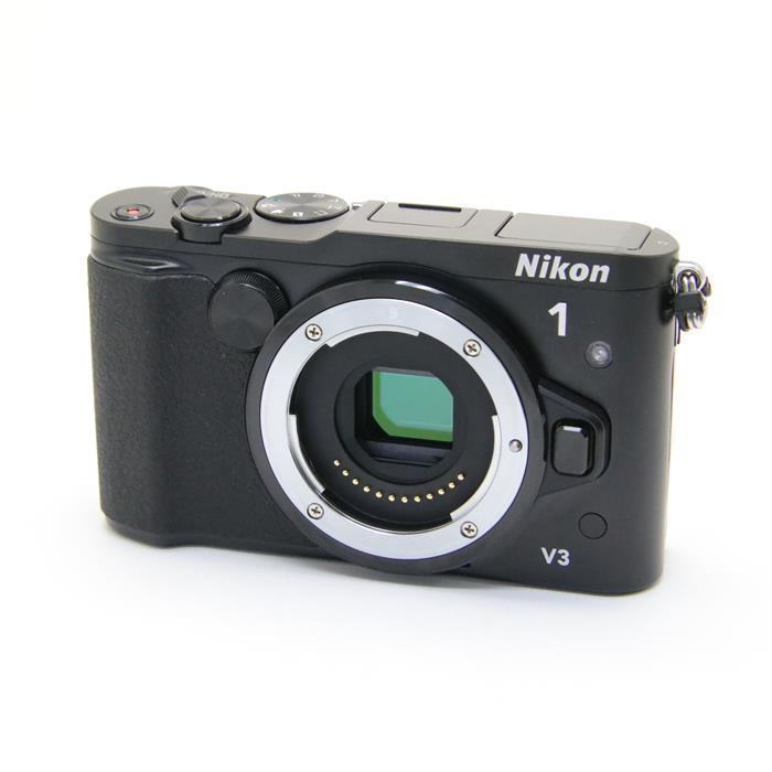 【あす楽】 【中古】 《良品》 Nikon Nikon 1 V3 ボディ ブラック [ デジタルカメラ ]