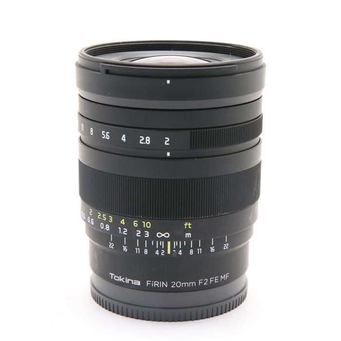 【あす楽】 【中古】 《並品》 Tokina FiRIN 20mm F2.0 FE MF (ソニーE用/フルサイズ対応) [ Lens | 交換レンズ ]