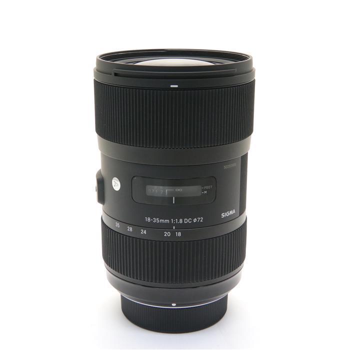 【あす楽】【中古】【中古】 F1.8 《美品》 SIGMA A 18-35mm ] F1.8 DC HSM(ニコン用) [ Lens | 交換レンズ ], 浪漫遊:669997de --- officewill.xsrv.jp