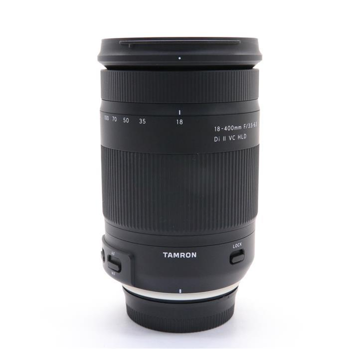 【あす楽】 【中古】 《良品》 TAMRON 18-400mm F3.5-6.3 DiII VC HLD B028N(ニコン用) [ Lens | 交換レンズ ]
