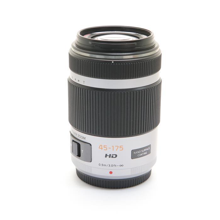 【あす楽】 【中古】 《美品》 Panasonic G X PZ 45-175mm F4.0-5.6 ASPH. POWER O.I.S. シルバー (マイクロフォーサーズ) [ Lens | 交換レンズ ]