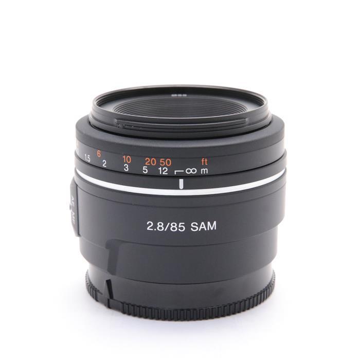 【あす楽】 【中古】 《美品》 SONY 85mm F2.8 SAM  SAL85F28 [ Lens | 交換レンズ ]