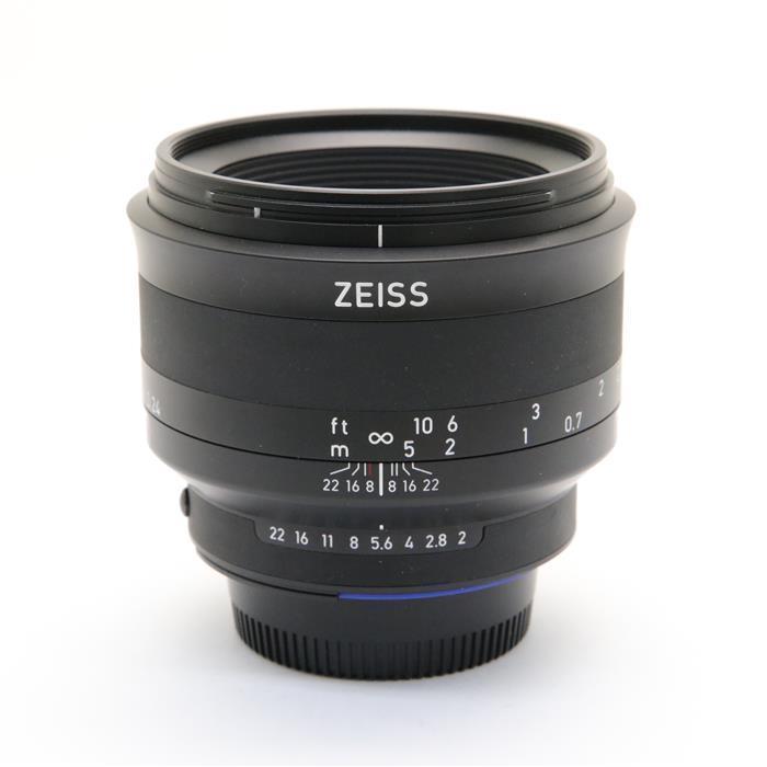 【あす楽】 【中古】 《良品》 Carl Zeiss Milvus 50mm F2 M ZF.2(ニコンF用) [ Lens | 交換レンズ ]