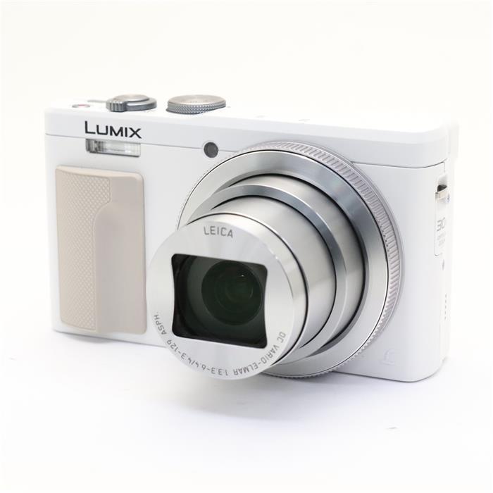 【あす楽】 【中古】 《美品》 Panasonic LUMIX DMC-TZ85 ホワイト [ デジタルカメラ ]