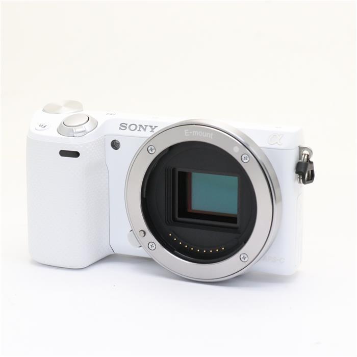 【あす楽】 【中古】 《美品》 SONY NEX-5T ボディ ホワイト [ デジタルカメラ ]