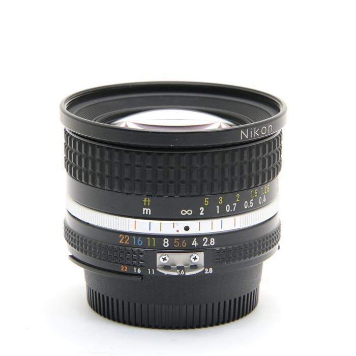 【あす楽】 【中古】 《並品》 Nikon Ai Nikkor 20mm F2.8S [ Lens | 交換レンズ ]