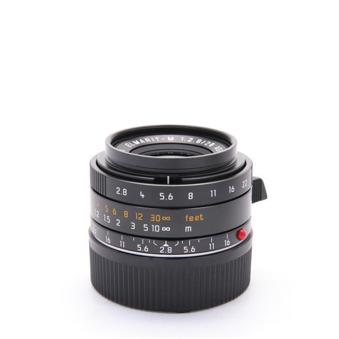 【あす楽】 【中古】 《美品》 Leica エルマリート M28mm F2.8 ASPH (6bit) (フードはめ込み式) [ Lens   交換レンズ ]