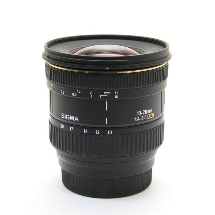 【あす楽】 【中古】 《並品》 SIGMA 10-20mm F4-5.6 EX DC (ソニーα用) [ Lens | 交換レンズ ]