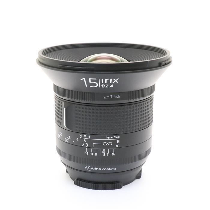 【あす楽】 【中古】 《美品》 その他 IRIX 15mm F2.4 Firefly (キヤノン用) [ Lens | 交換レンズ ]