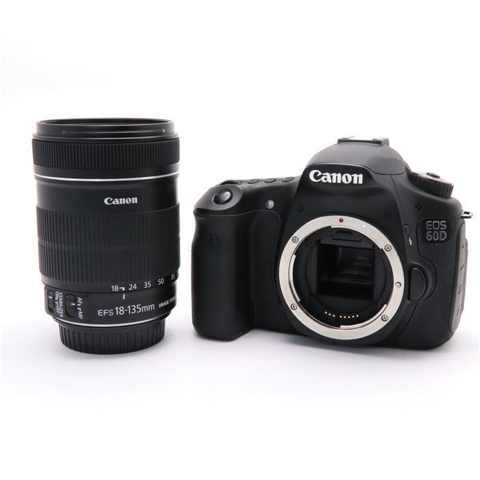 【あす楽】 【中古】 《並品》 Canon EOS 60D EF-S18-135 IS レンズキット [ デジタルカメラ ]