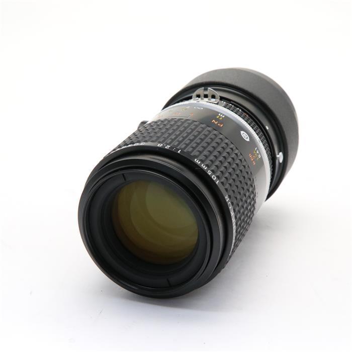 【あす楽】 【中古】 《美品》 Nikon Ai Micro-Nikkor 105mm F2.8S+PN-11オート接写リング [ Lens   交換レンズ ]