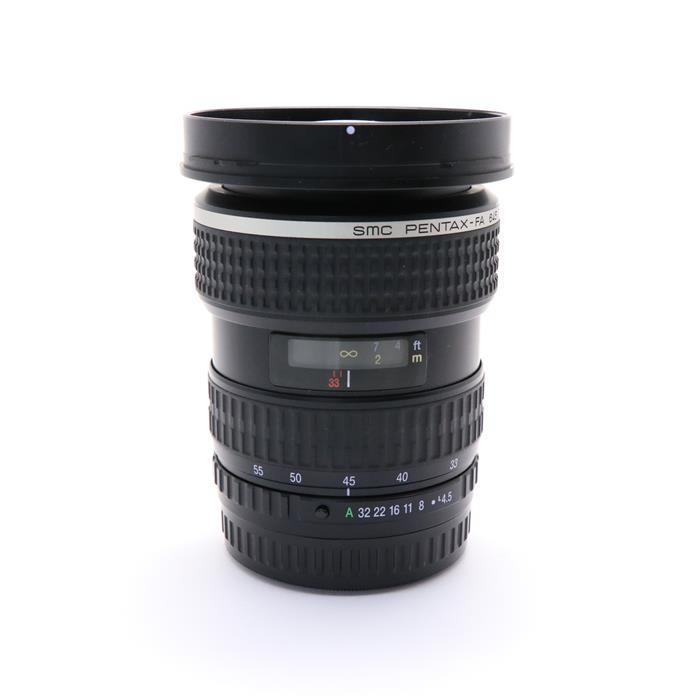 【あす楽】 【中古】 《難有品》 PENTAX FA645 33-55mm F4.5AL [ Lens | 交換レンズ ]