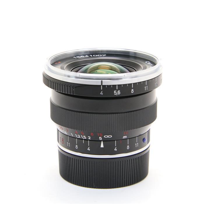 【あす楽】 【中古】 《美品》 Carl Zeiss Distagon T* 18mm F4 ZM(ライカM用)  ブラック [ Lens | 交換レンズ ]