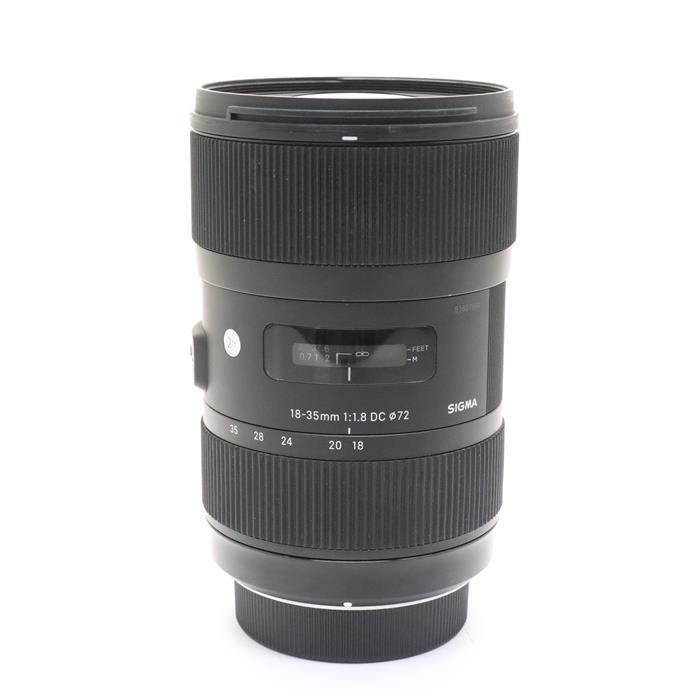 【あす楽】 【中古】 《良品》 SIGMA A 18-35mm F1.8 DC HSM(ペンタックス用) [ Lens   交換レンズ ]