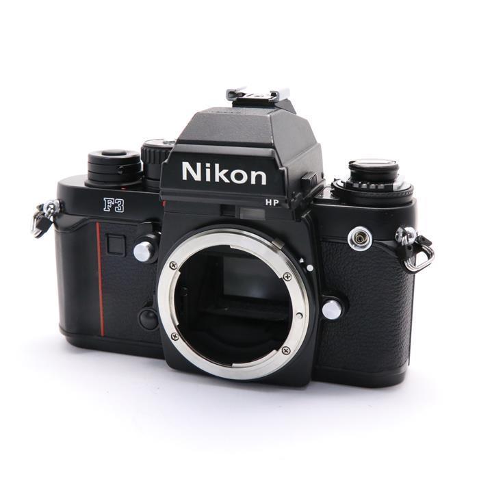【あす楽】 【中古】 《良品》 Nikon F3 P (プレス) 【シャッター精度調整/ファインダー内清掃/各部点検済】