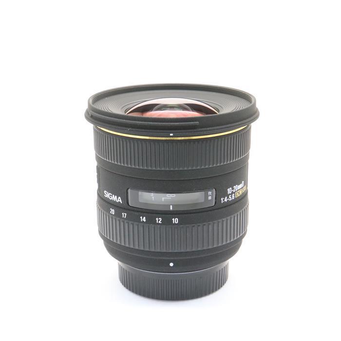 【あす楽】 【中古】 《美品》 SIGMA 10-20mm F4-5.6 EX DC HSM(ニコン用) [ Lens | 交換レンズ ]