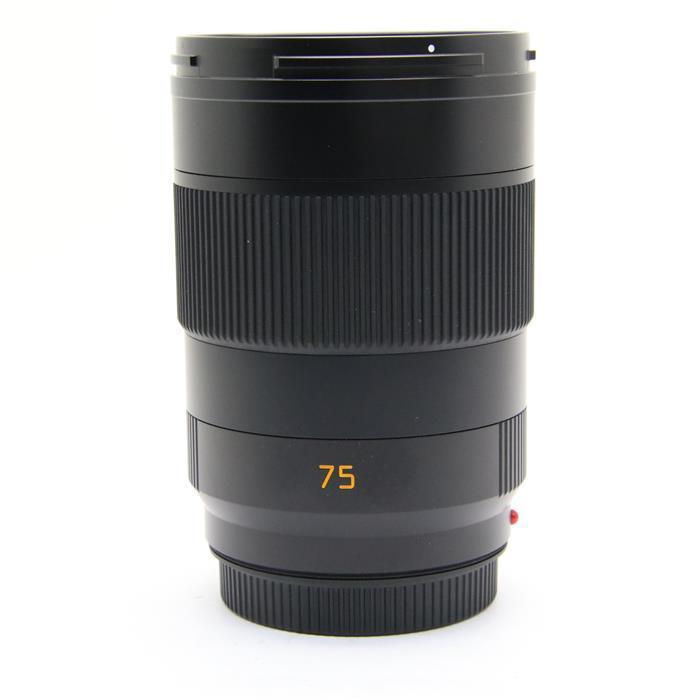 【あす楽】 【中古】 《美品》 Leica アポズミクロン SL75mm F2.0 ASPH. 【ライカドイツ本国にてセンサークリーニング/各部点検済】 [ Lens | 交換レンズ ]